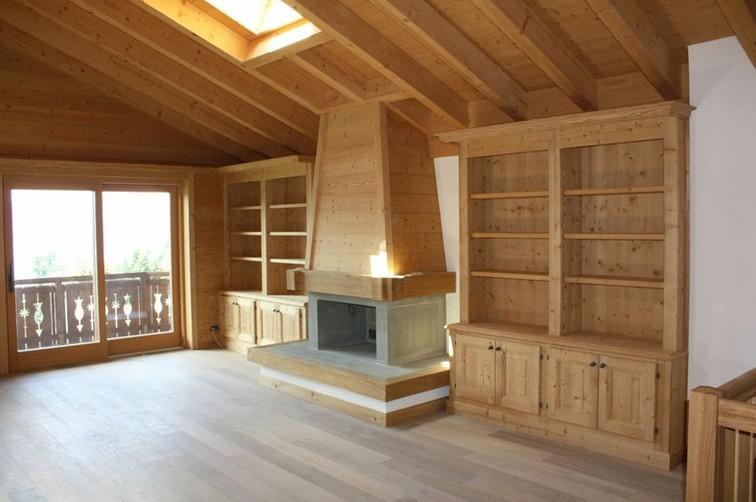 Arredamenti in legno su misura a mestre e venezia for Misure arredamenti interni